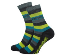 Declan Socks 8-0 black