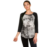 Moon Rise 3/4 Raglan Sleeve T-Shirt grau