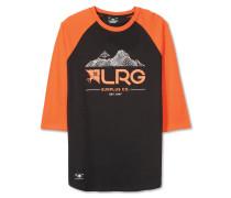 Surplus Co 3/4 T-Shirt schwarz
