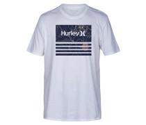 Borderline Fill T-Shirt weiß