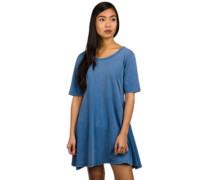 Essential Dress costa blue