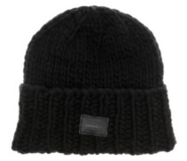 Rosa Beanie black out