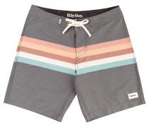 Retro Stripe Boardshorts