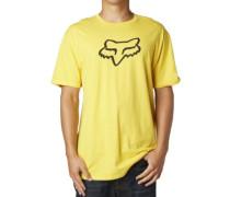 Legacy head T-Shirt yellow