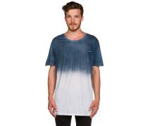 BT Round Print T-Shirt blau