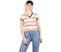 Big Distance Stripe T-Shirt
