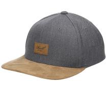 Suede Cap heather charcoal