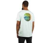 View Circle T-Shirt blau