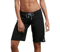 "Simply Solid 11"" Boardshorts black"