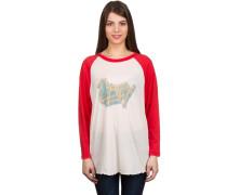Shaka Waves Shirt LS weiß
