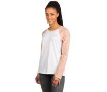 Full Patch Raglan T-Shirt mahogany rose
