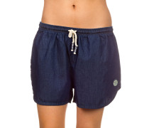 Landschulheim Shorts blau