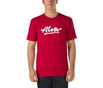 Alva T-Shirt rot