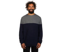 Clyde Cisco Strickpullover blau