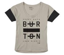 Night Lily T-Shirt weiß
