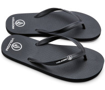 Rocker Sandalen schwarz