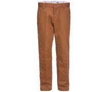 Slim Fit Work Pants brown duck