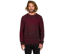 Devon Knit Strickpullover rot