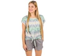 Navania Jacquard T-Shirt offwhite