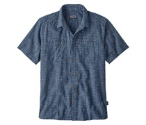 Back Step Shirt stone blue
