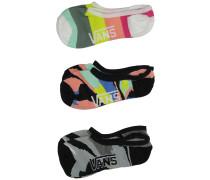Abstract Horizon 1-6 3Pk Canoodles Socken muster