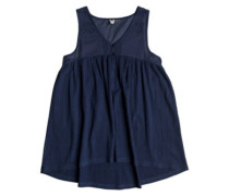 Delila Lace Tank Top dress blues