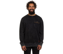 Wavecult Sweater schwarz