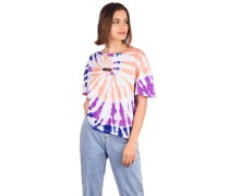 One & Only Tie Dye Flouncy T-Shirt