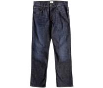 High Force Jeans blau