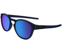 Latch Translucent Blue Sonnenbrille schwarz