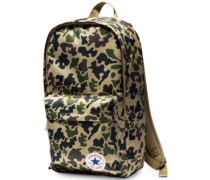 Core Poly Backpack sandy camo