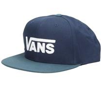 Drop V II Snapback Cap dress blues
