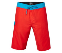 Overhead Boardshorts flame red