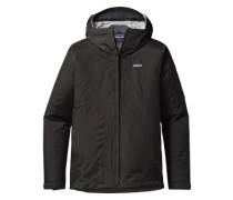 Torrentshell Windbreaker black