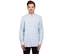 Dissent Trait Woven Hemd blau