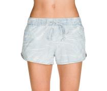 Janek II Denim Shorts blau