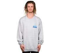 Triangle Crew Sweater athletic heather