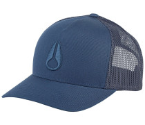 Iconed Trucker Cap all navy