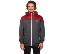 Insulaner Jacket anthra red