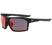 Traverse R Matte Black Sonnenbrille schwarz