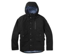 Sherman Jacket true black