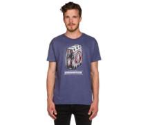 Herrenhandtasche Reloaded T-Shirt nautical melange