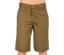 Hooligan Shorts grün