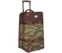 Wheelie Double Deck Travelbag brushstroke camo