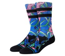Waipoua St Crew Socks