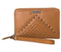 Cove Rfid O/S Leather Wallet tan