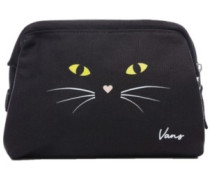 Done Up Case Bag black cat