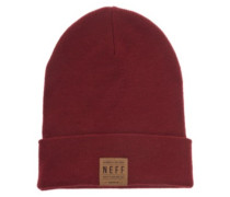 Lawrence Beanie maroon