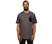 BT Nut Pocket T-Shirt grau