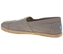 Seasonal Classic Slippers grey linen